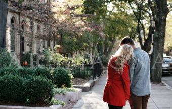 Boston Engagement Photography | Beacon Hill
