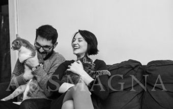 Brooklyn Engagement Photography | Ditmas in Fall