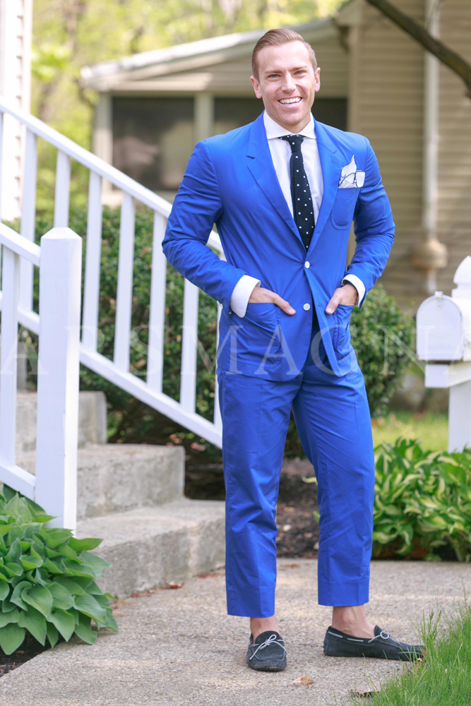 Men's Summer Style Inspiration | Chris Cuozzo - ARS MAGNA