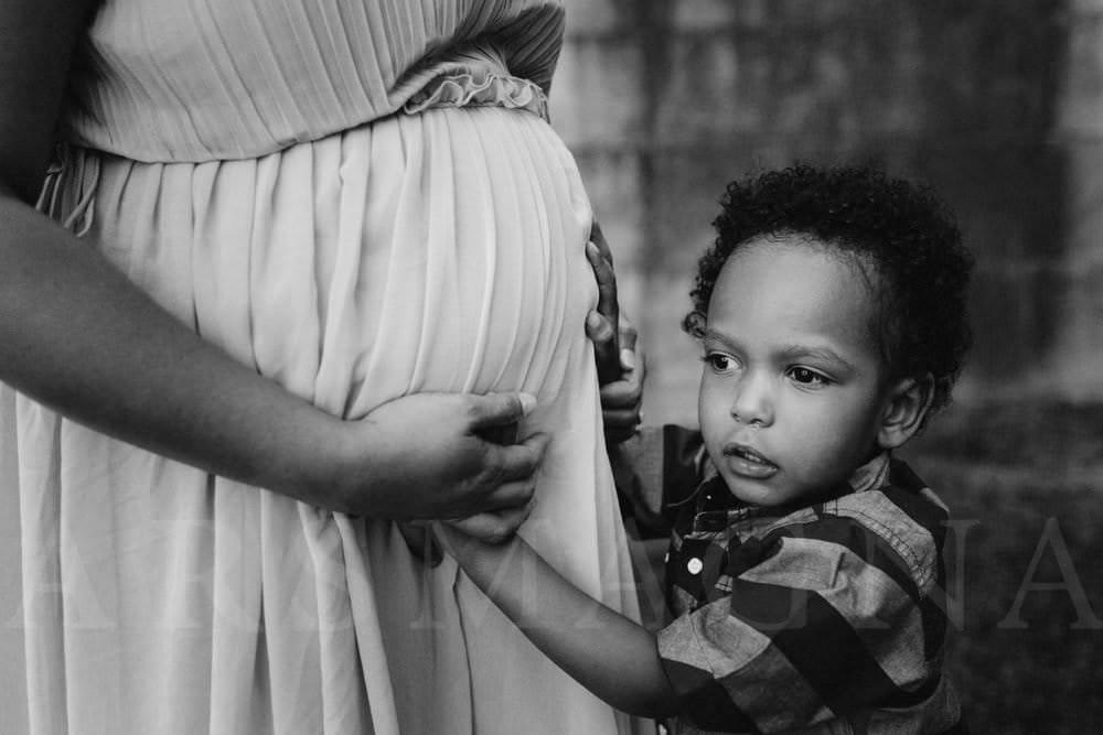 boston sibling maternity portrait documentary adventure session