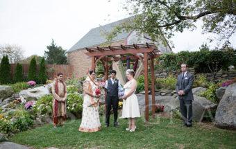 Chamberlain Farm Wedding Photography