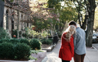 Boston Engagement Photography | Beacon Hill