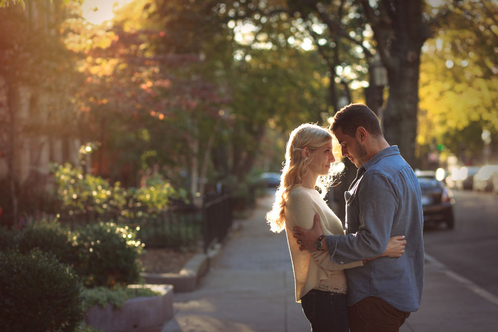 NEW ENGLAND ENGAGEMENT PORTRAITS