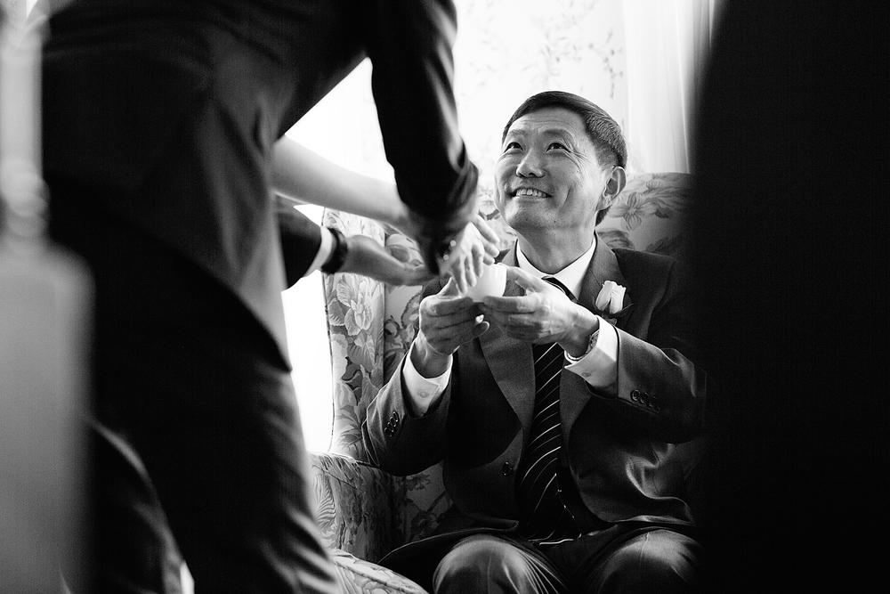 tea ceremony lyman estate wedding photographer
