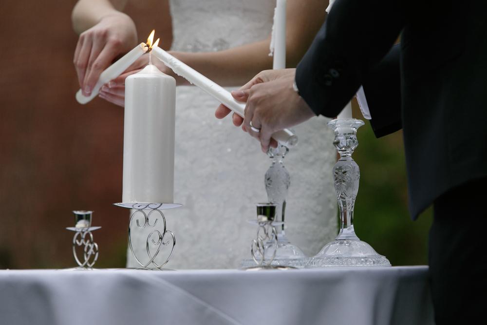 lyman estate wedding ceremony