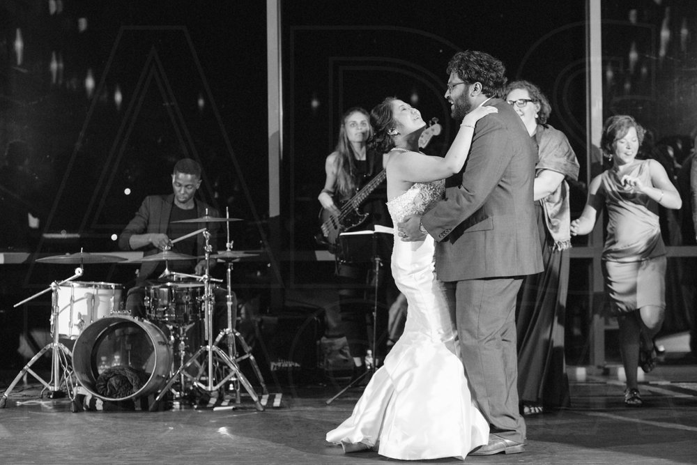 First Dance at their Shalin Liu wedding to Yo La Tengo's You Can Have It All
