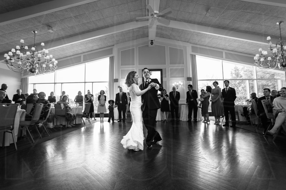 oakley country club wedding first dance