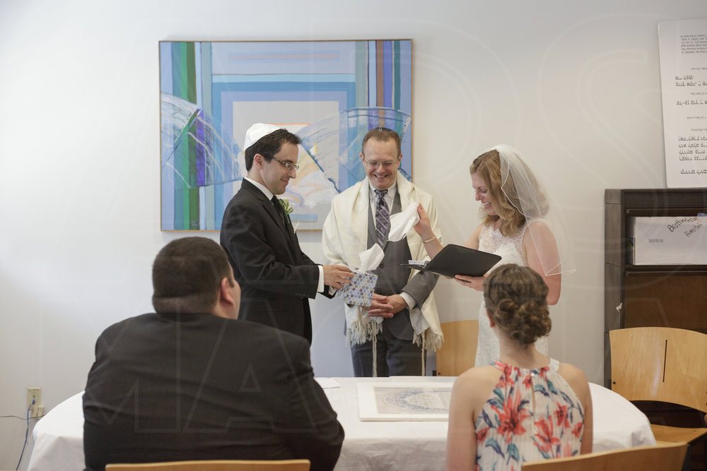 beth el temple wedding belmont ketubah