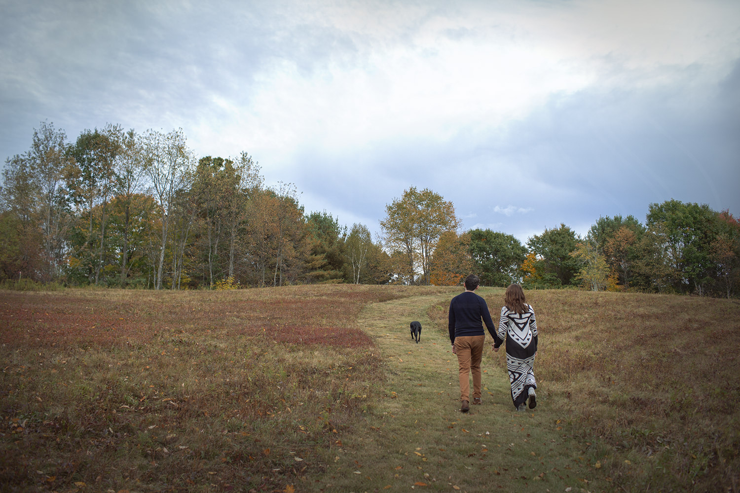berkshires engagement phorographer