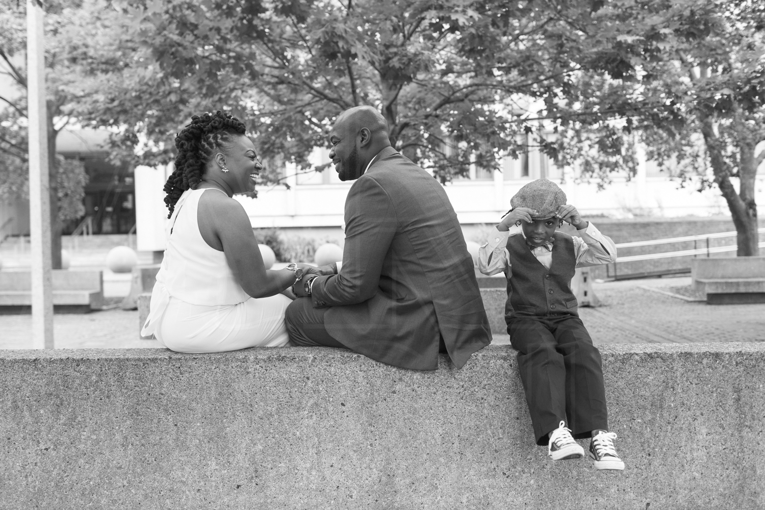 family portrait boston government center