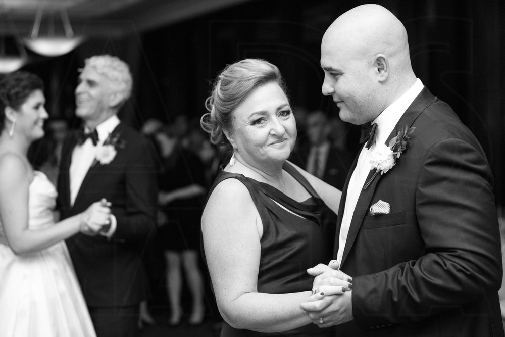 bc club mother son dance boston wedding photographer