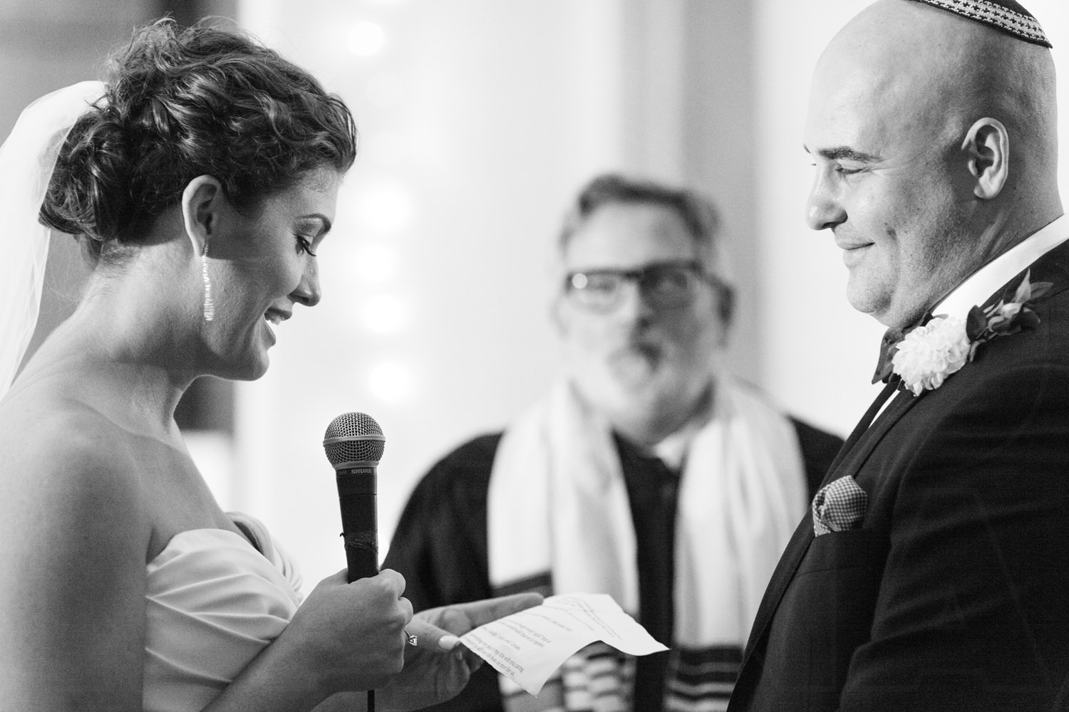 boston wedding ceremony vows photography