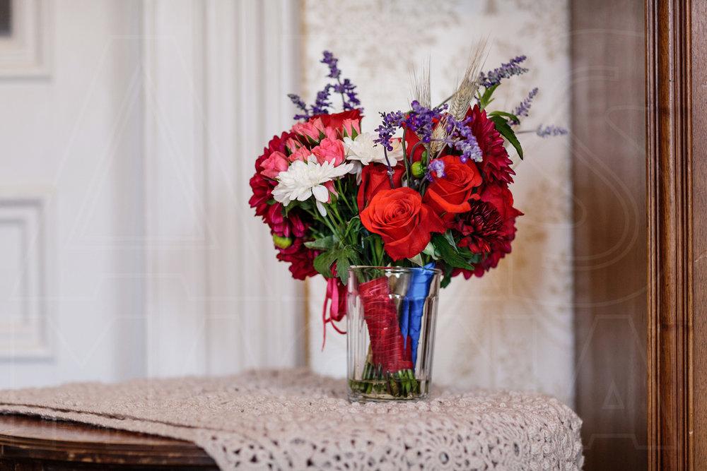 diy wedding bouquet fall