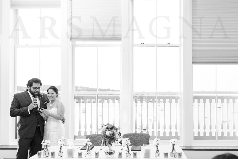 shalin liu wedding reception photography welcome toast