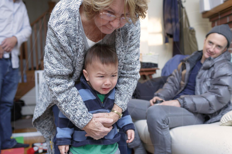 toddler meltdown family photography boston