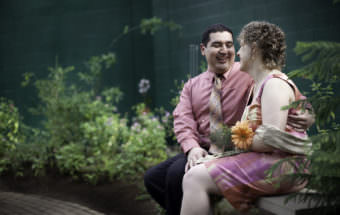 Anniversary Post: Butterfly Place Elopement