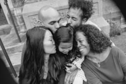brookline fmaily portrait photography multiple generations