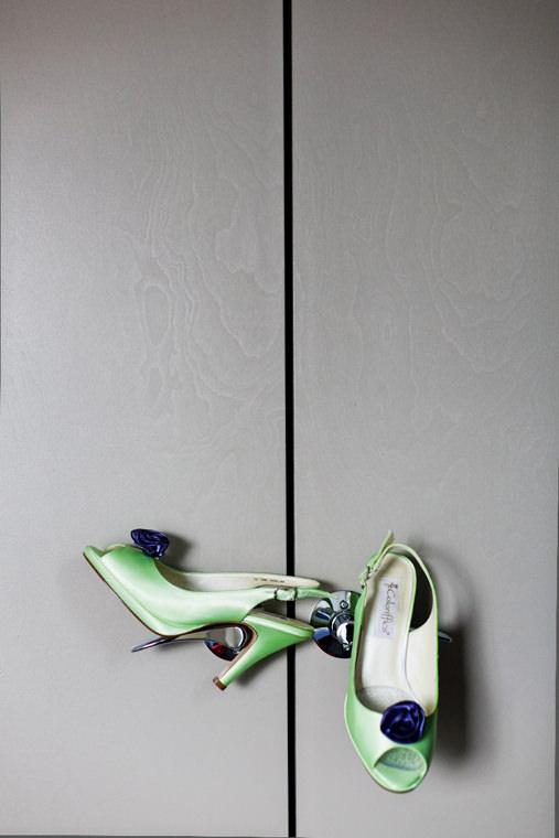 green bridal shoes le meridien hotel cambridge ma wedding photography