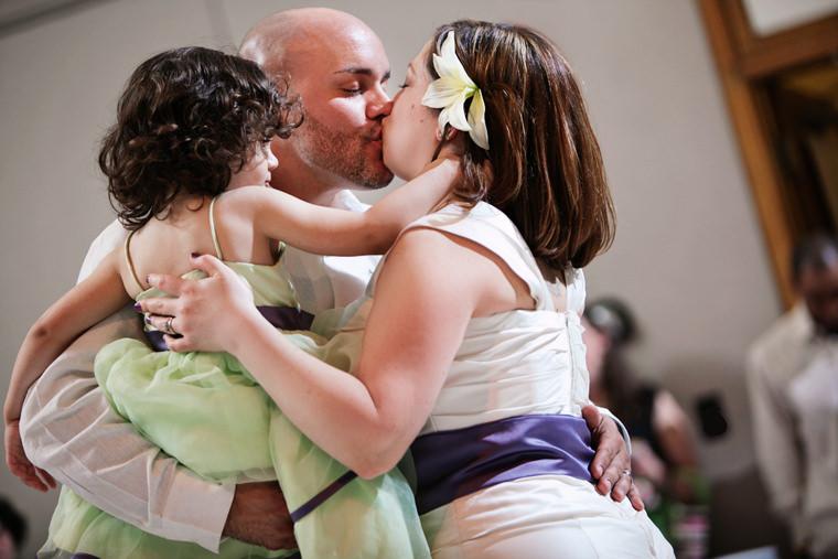 cmac wedding photographer spring reception fist dance