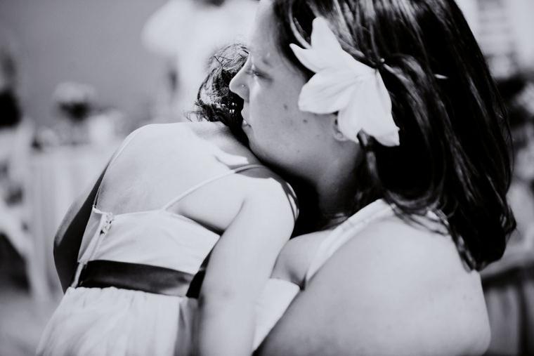 cmac wedding photographer spring reception mother duaghter dance