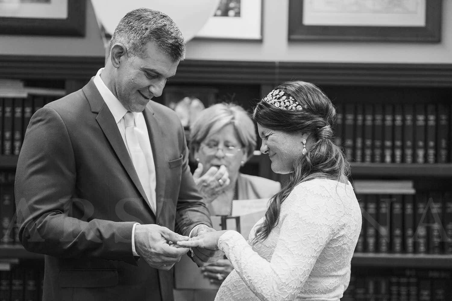 married at government center city hall wedding photographer boston ma civil ceremony