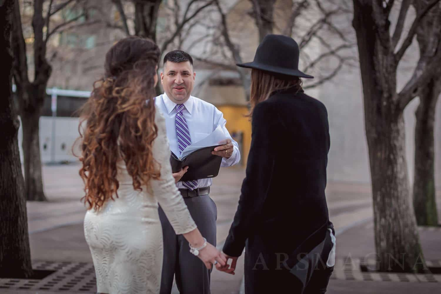 very small downtown boston civil ceremony new england wedding photographer