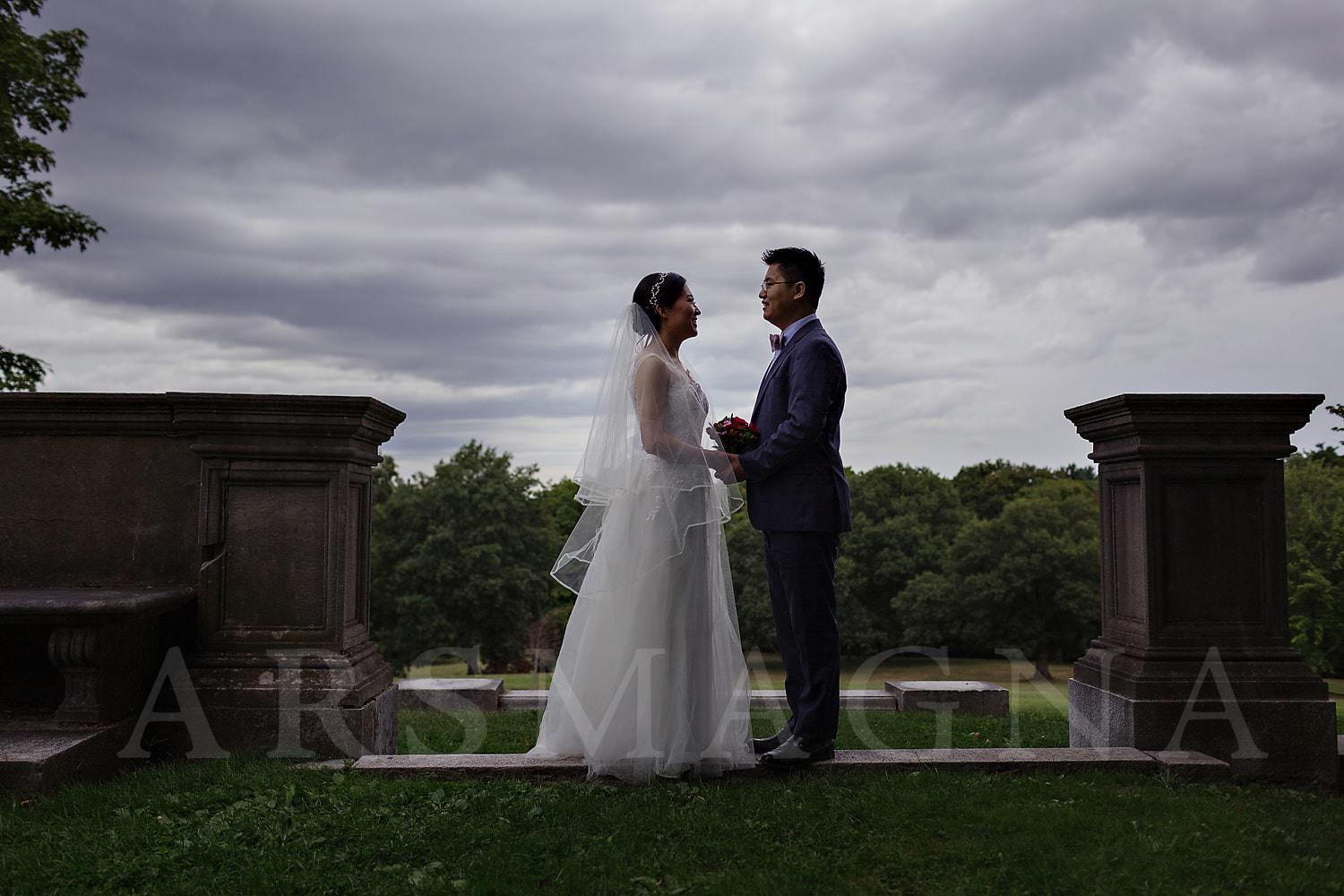 boston prewedding photoshoot brookline park