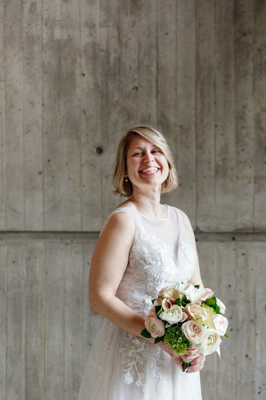 winter elopement boston wedding photographer winstons bouquet calla lilies pastels bridal portrait