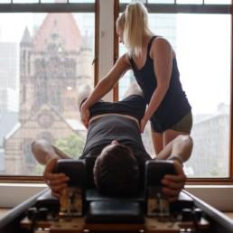 global pilates for men boston personal brand photos